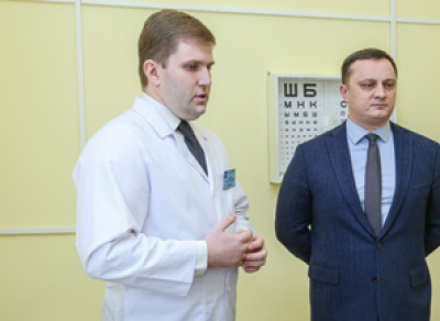 На Некрасова открылся офис врача общей практики