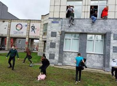 Студент убил 8 человек в университете