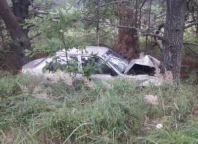 Серьезное ДТП произошло на трассе в Устюженском районе.