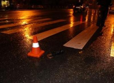 В Череповце молодой водитель сбил женщину