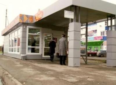 В Вологде появилась новая остановка общественного транспорта