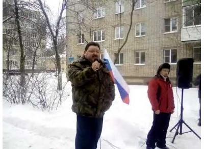 Сергей Гужев на
