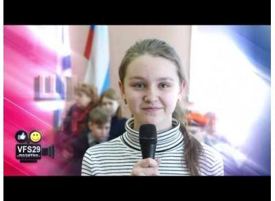 Школа №29. Репортаж с конкурса «Живое слово»