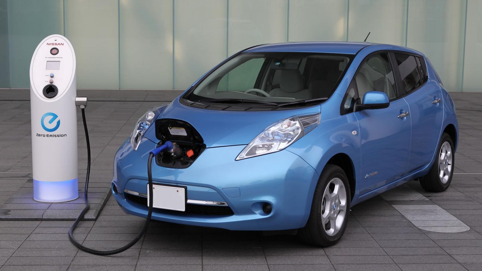 «Водоканал» купил электромобиль за 2,9 млн. руб.