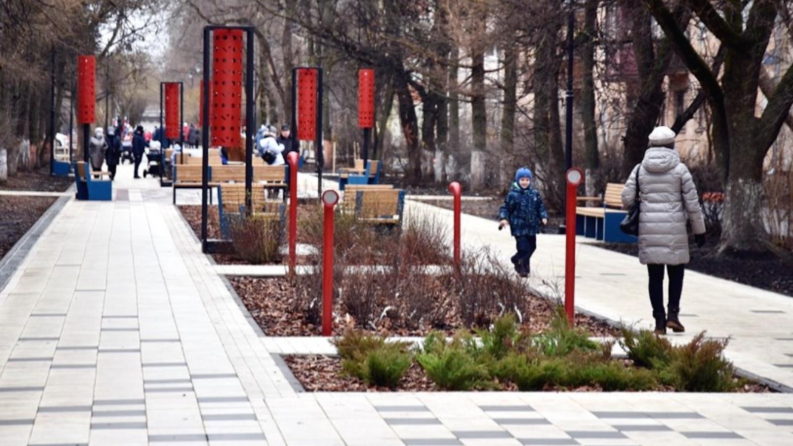 Проект бульвара Пирогова вошёл в список лучших