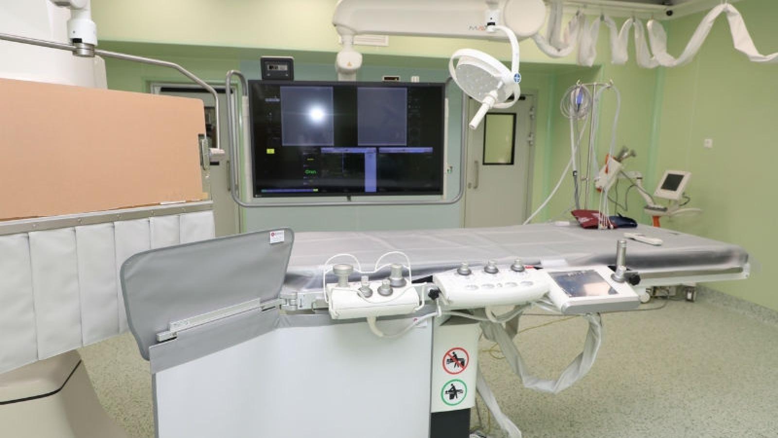 В Вологде открылось отделение экстренной кардиологии
