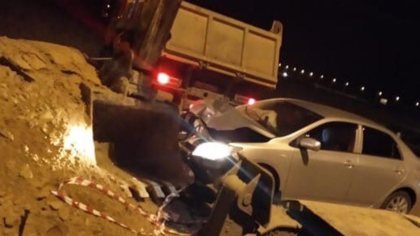Пьяный сотрудник ГИБДД попал в ДТП