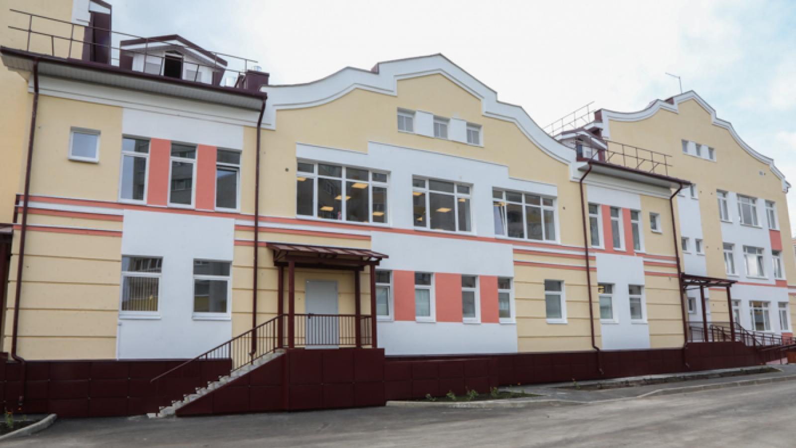 Новый детский сад открылся на Молодежной