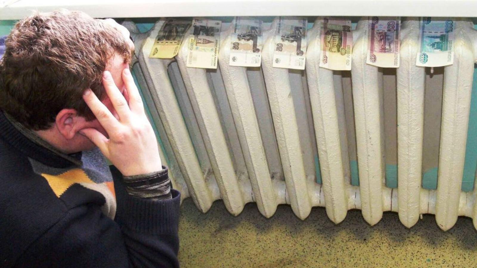 Вологжане задолжали за отопление полмиллиарда