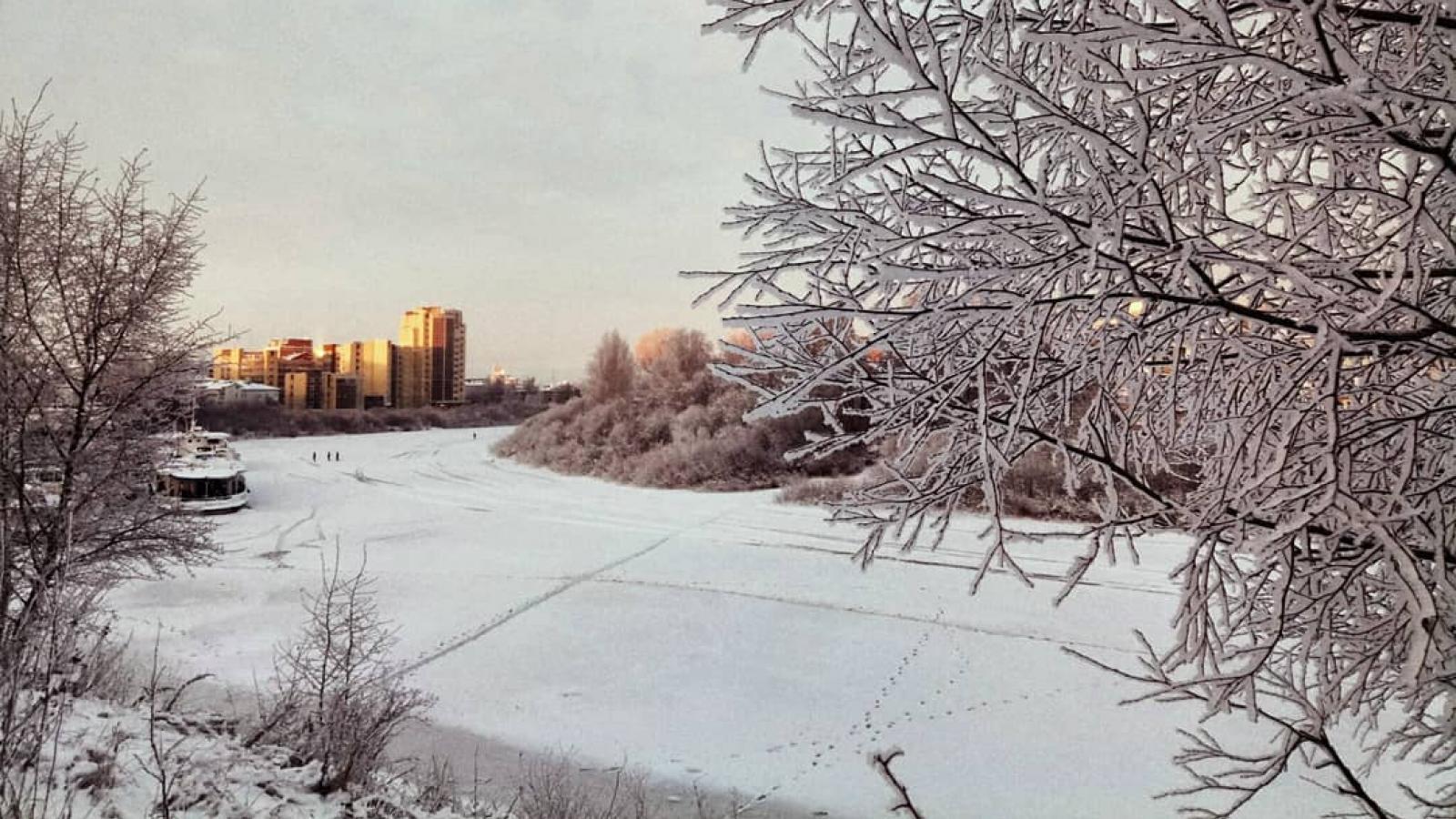 Прогноз погоды на новогоднюю ночь