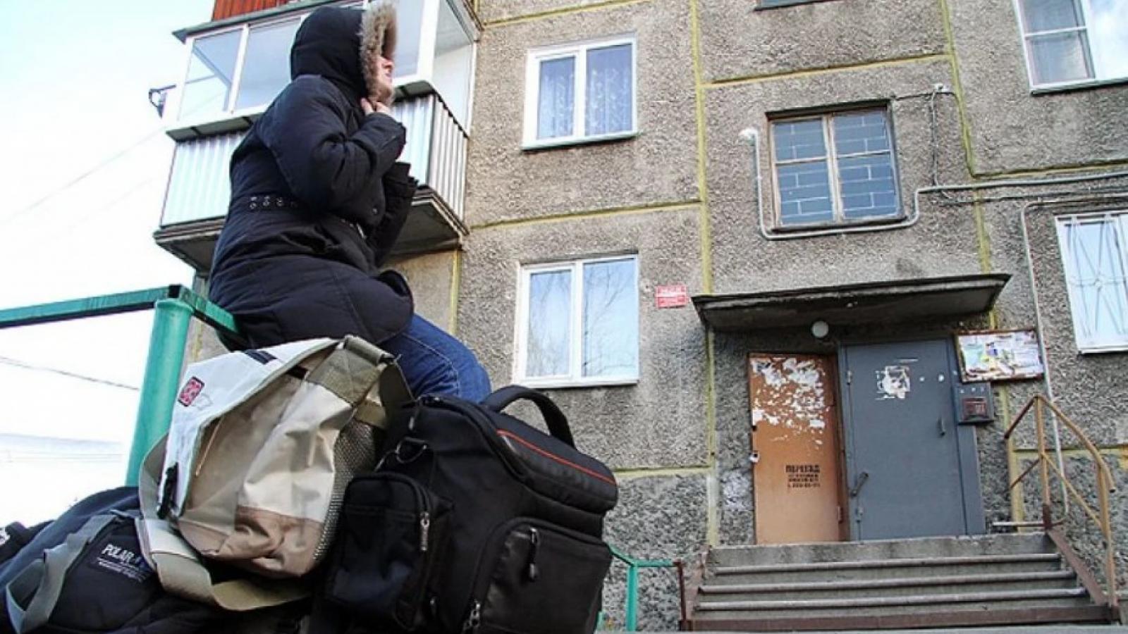 Сокольчанка выселила дочь из квартиры