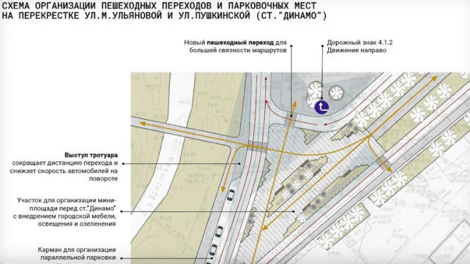 Парковку у стадиона «Динамо» хотят убрать