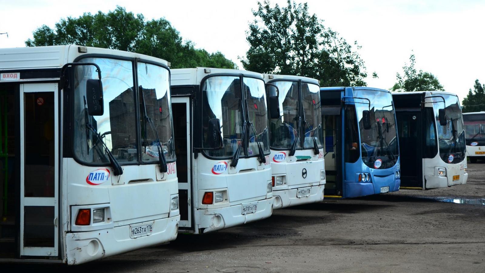 В Вологде автобусы изменят маршруты и графики движения