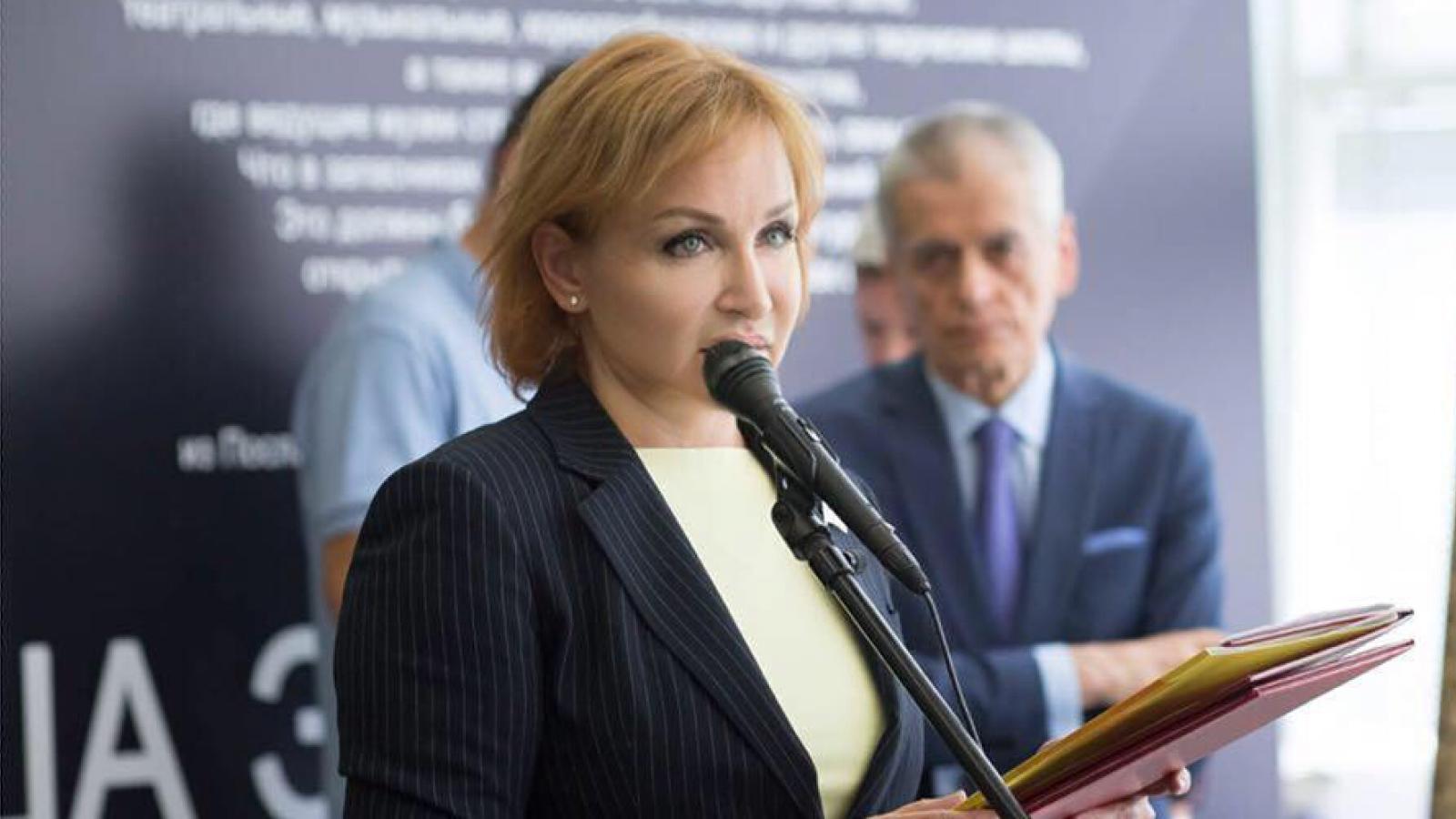 Ирина Ясакова останется в ЗСО, несмотря на скрытые доходы