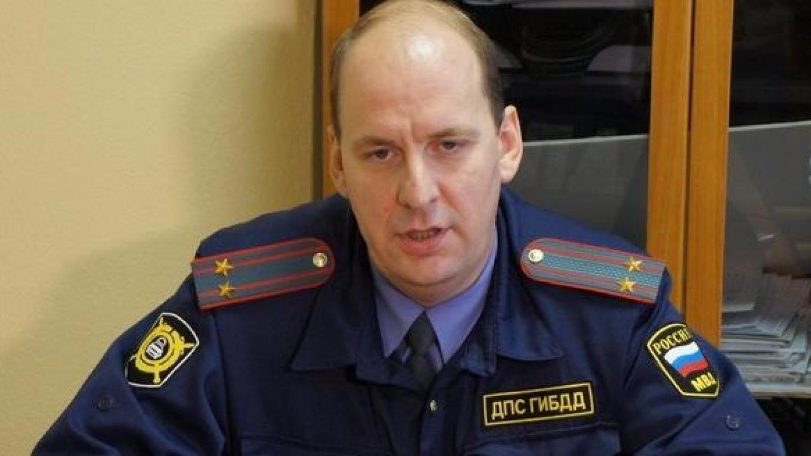 Против начальника ГИБДД Череповца возбудили уголовное дело