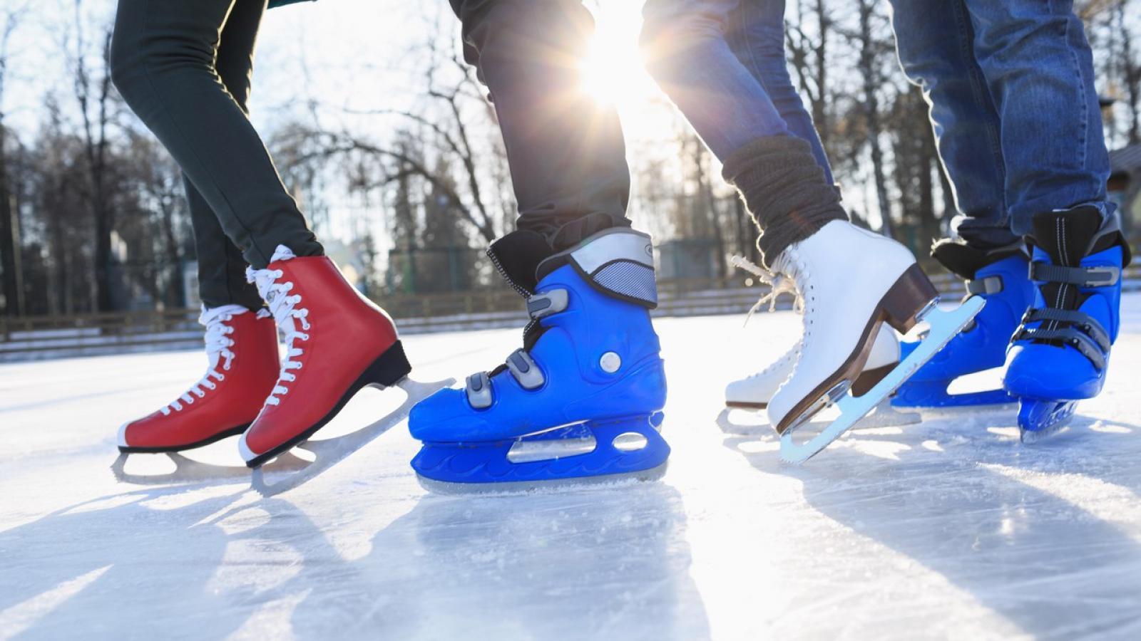 Вологжане смогут бесплатно покататься на коньках каждую субботу