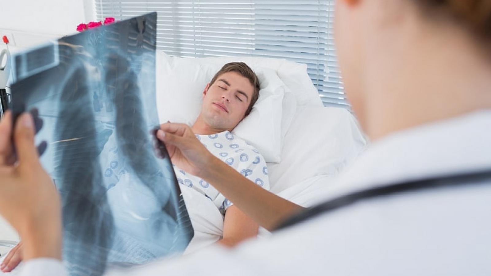 В Череповецком районе растет заболеваемость пневмонией