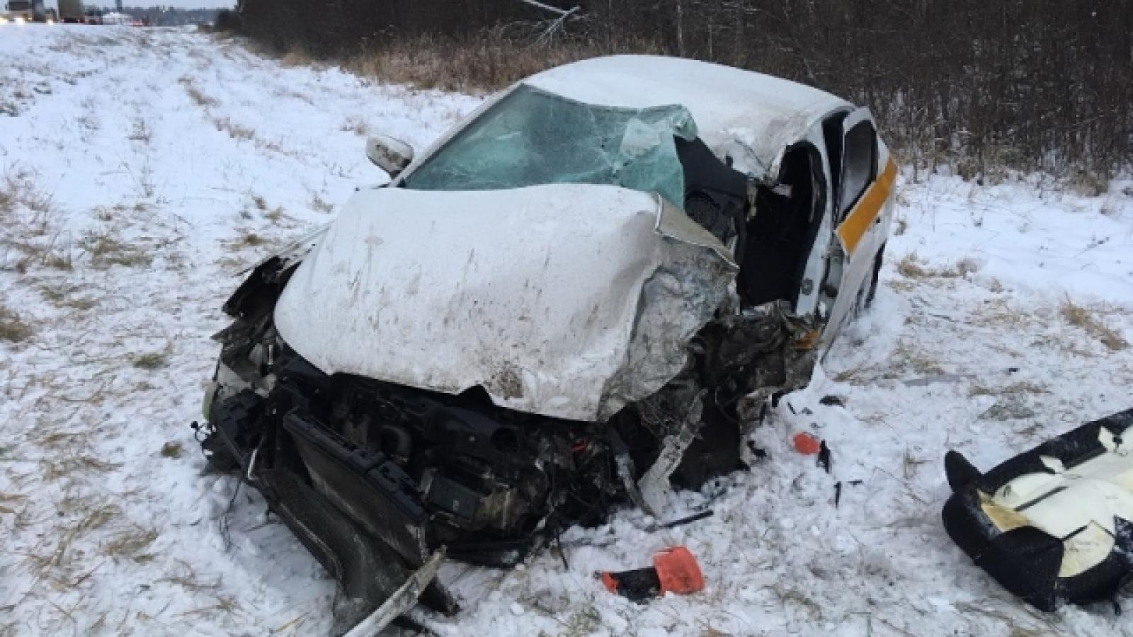 Страшное ДТП в Вологодском районе: один человек погиб