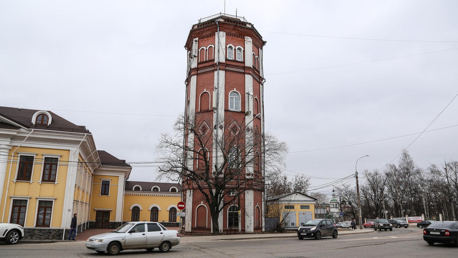 Башню на Орлова сделают музейно-выставочным центром