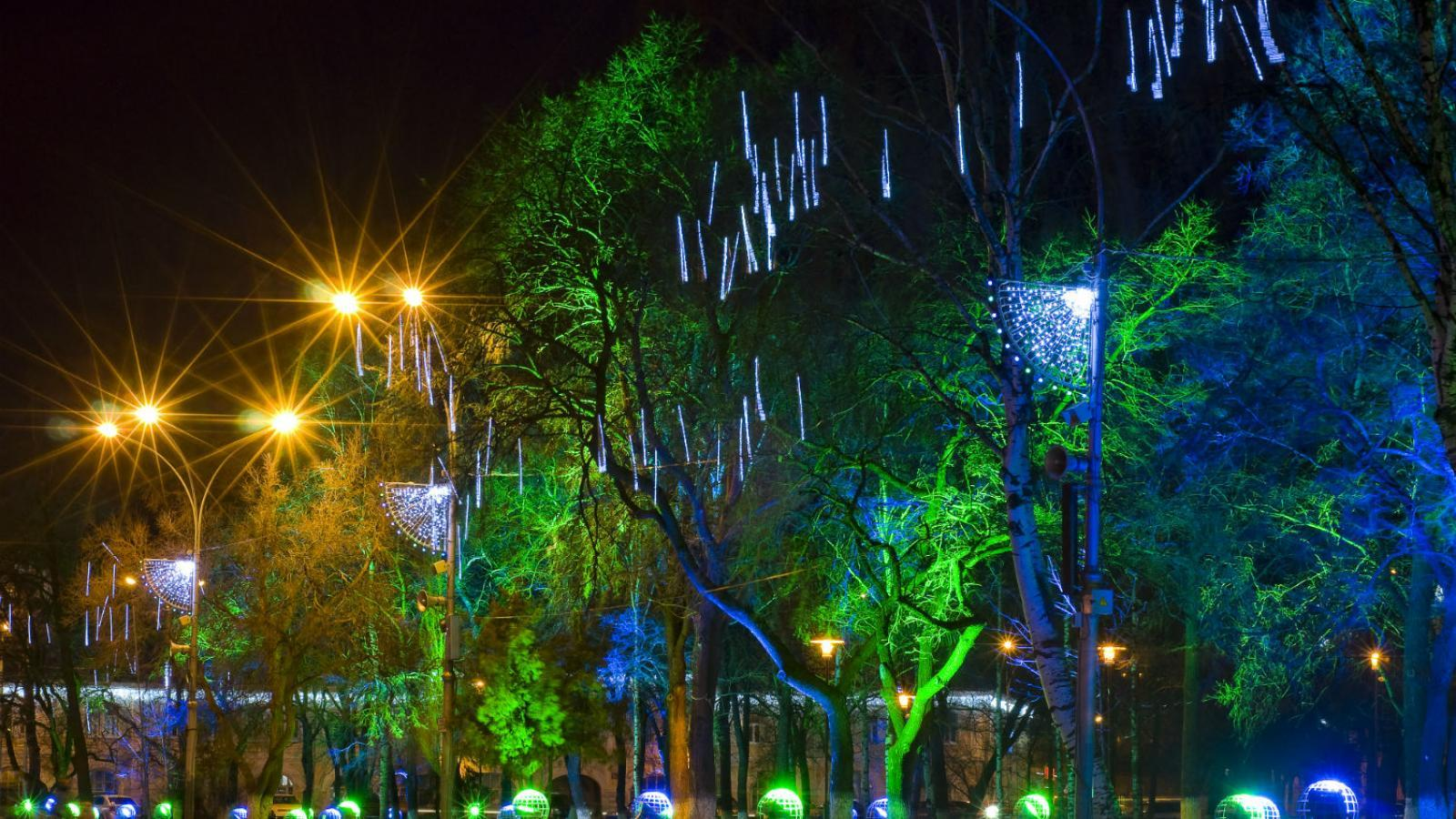 Вологда засияет новогодними огнями к 15 декабря