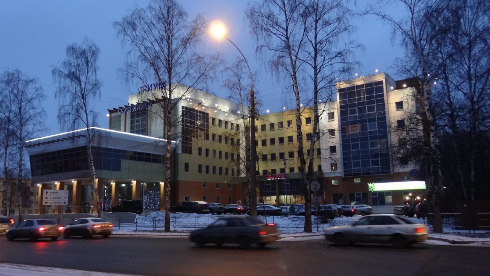 Отелям Вологды присвоили звёзды