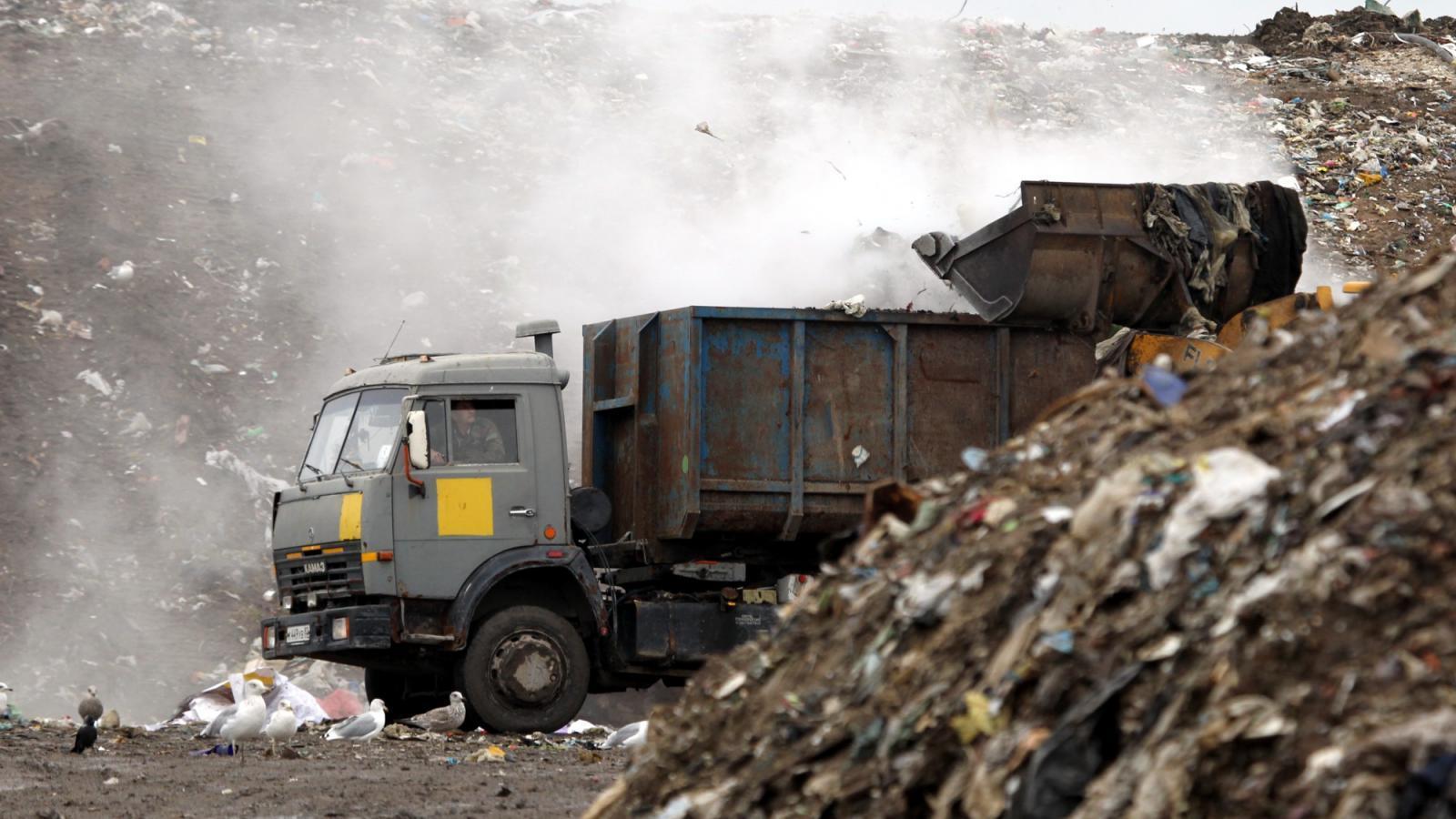Опубликованы новые «мусорные» тарифы для вологжан