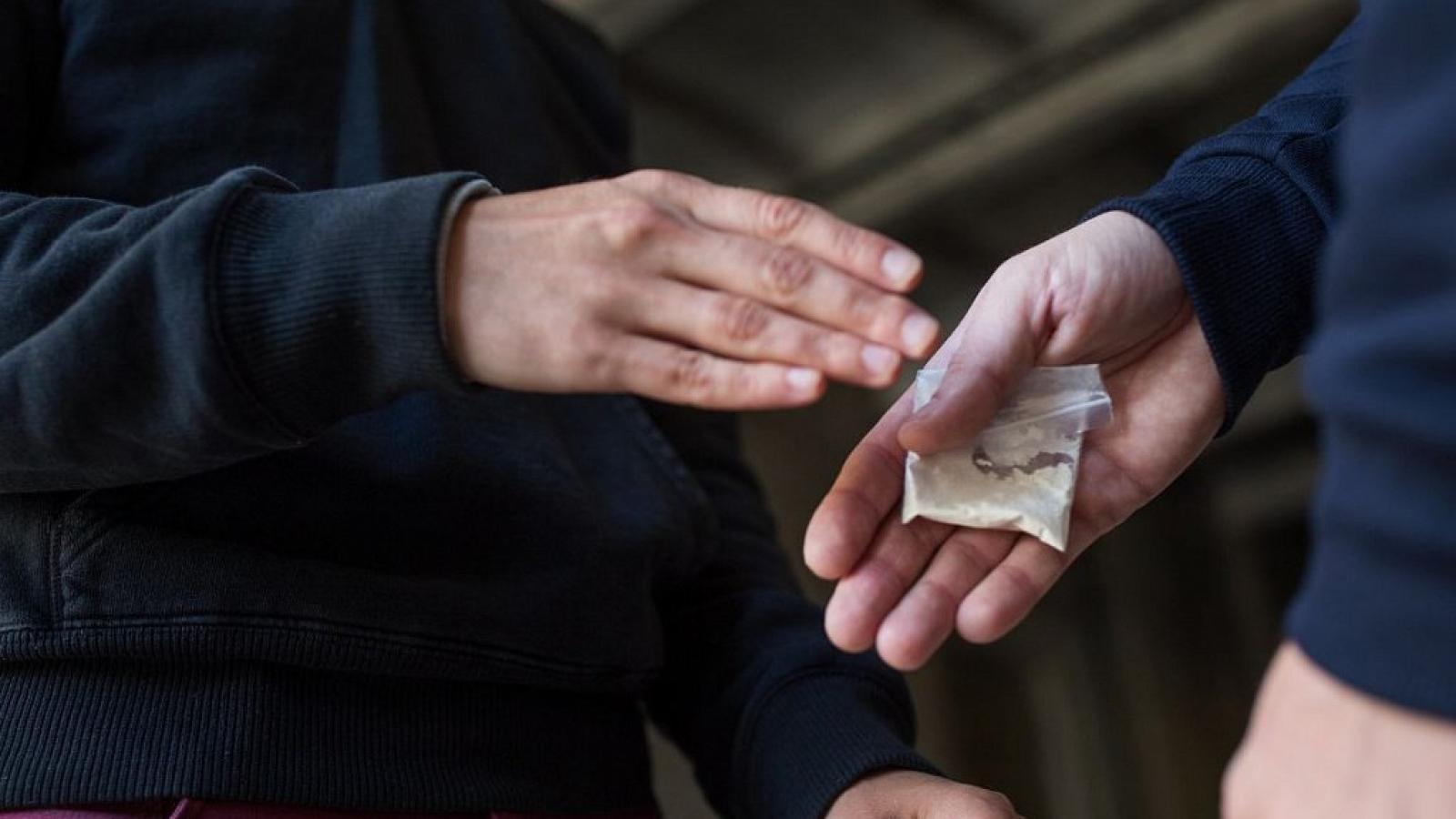 Судебный пристав и охранник исправительной колонии попались на наркотиках
