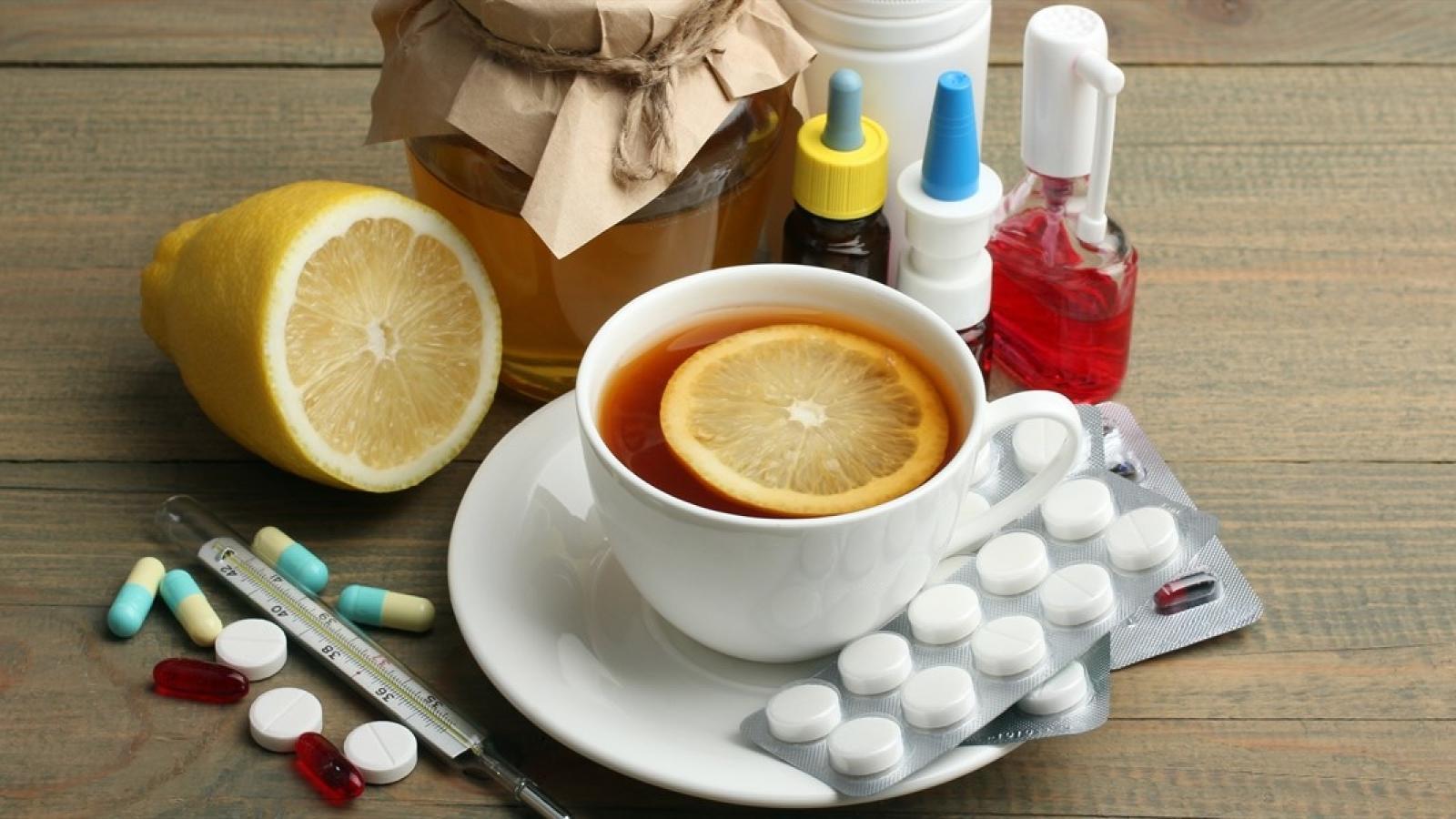 За неделю 3000 вологжан заболело гриппом и ОРВИ