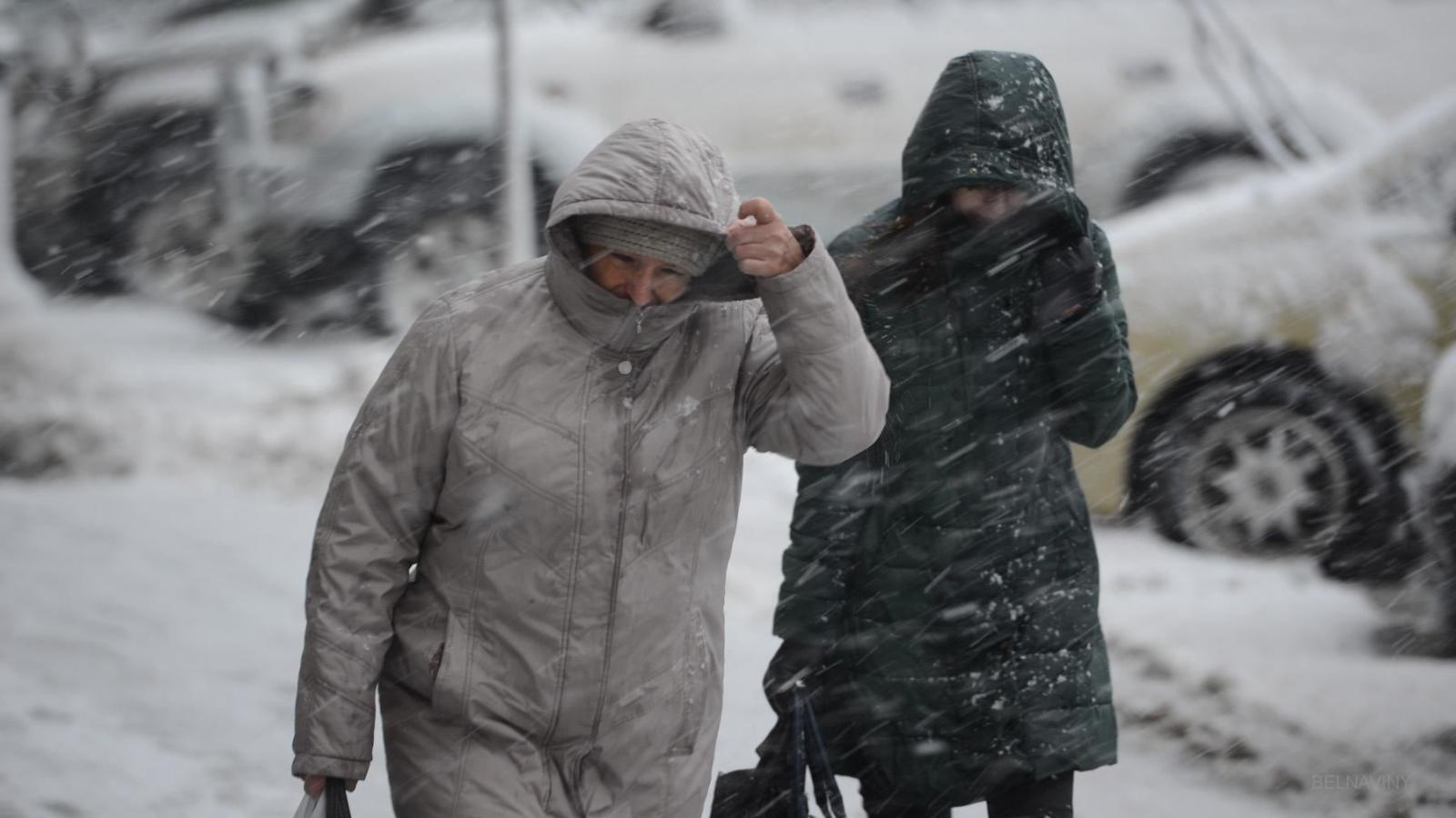 Прогноз погоды на эту неделю: похолодание и метель