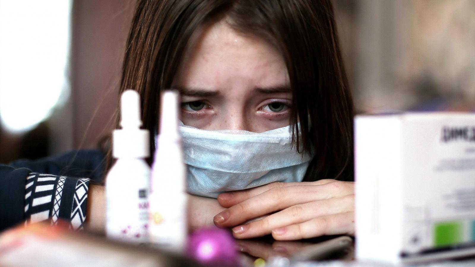 На Вологодчине продолжатся подъем заболеваемости гриппом и ОРВИ