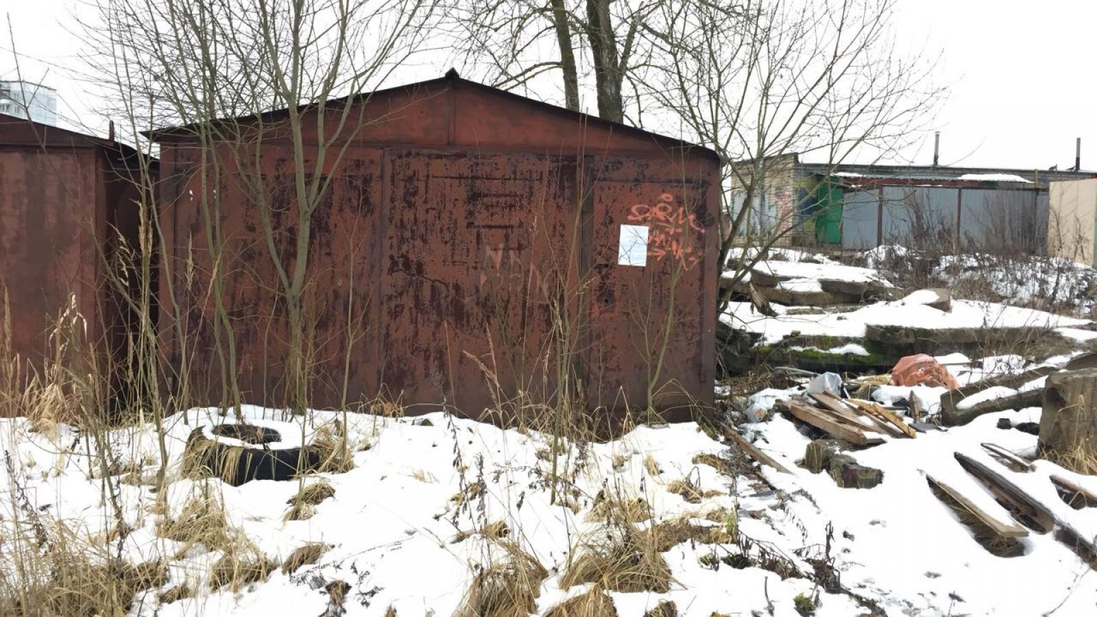 Незаконные гаражи исчезнут из 5 и 6 мкр Вологды