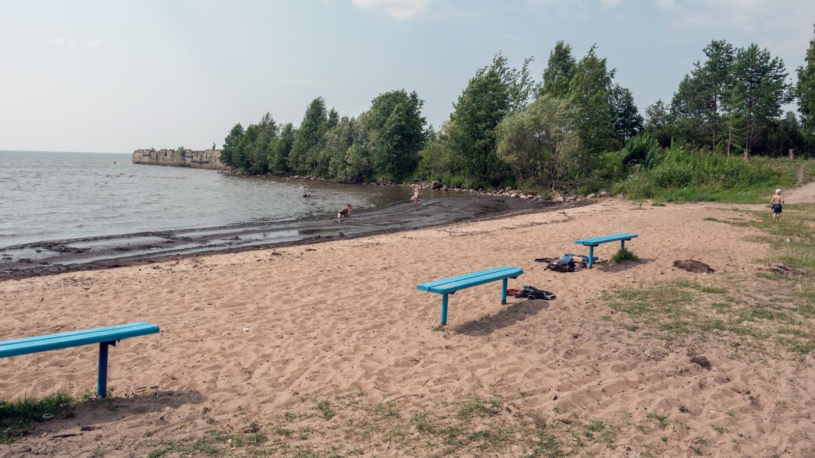 В Вологодском районе не будет официальных пляжей
