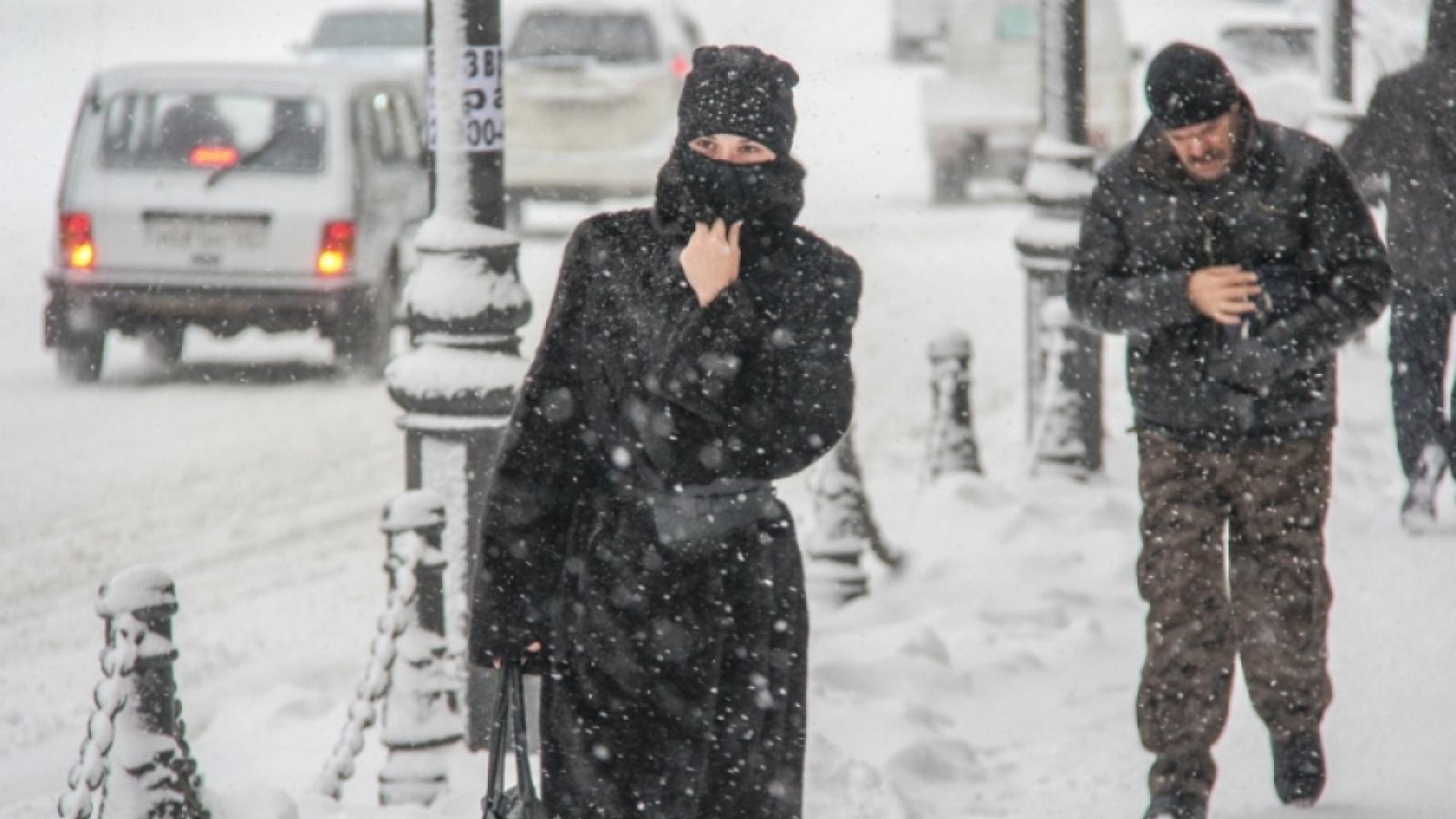 На Вологодчине прогнозируют ухудшение погоды