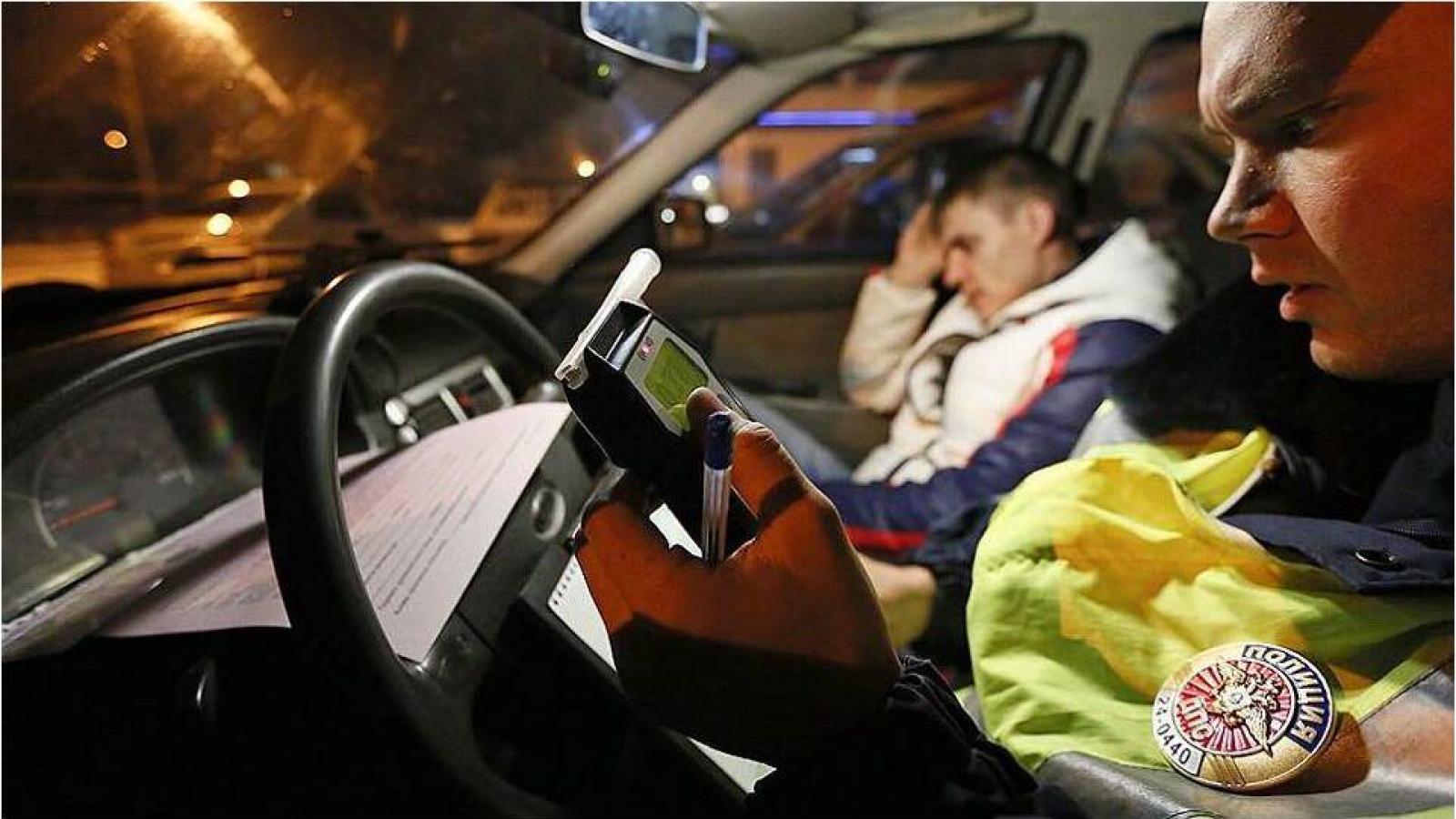 В Вологде на автозаправке задержали пьяного водителя