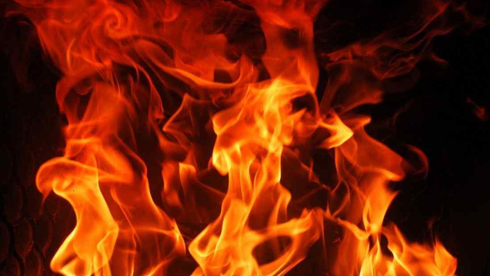В Вологодской области пенсионер заживо сгорел в гараже