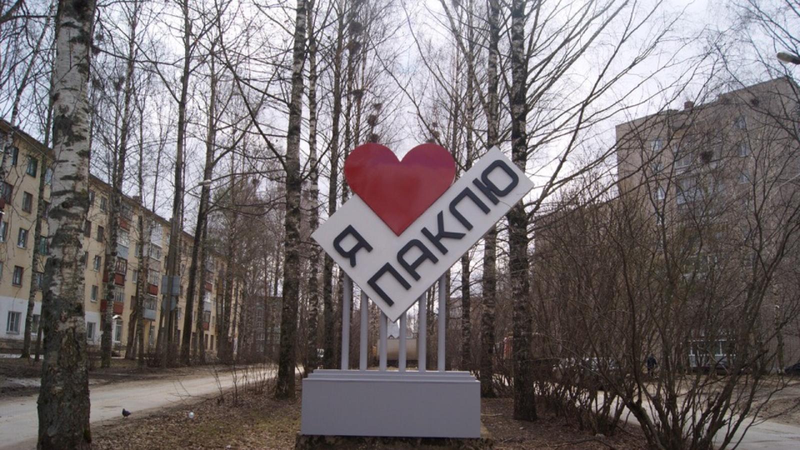 В 6-ом микрорайоне Вологды установили новый арт-объект