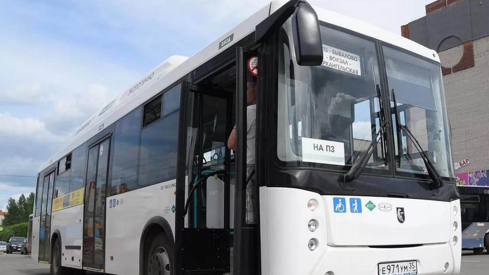 В Вологде введут дополнительные рейсы автобусов