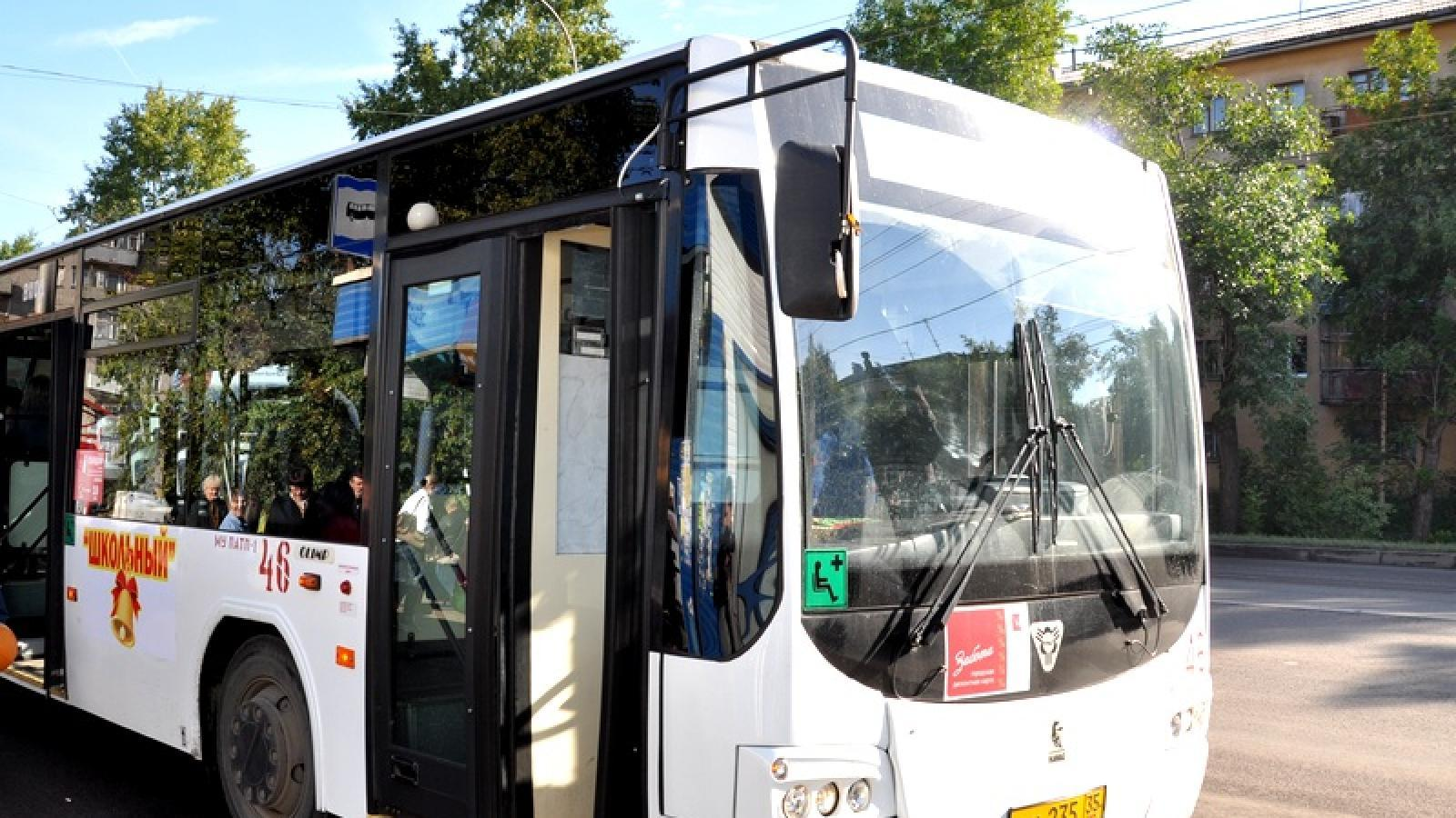 9 мая в Вологде изменят движение общественного транспорта