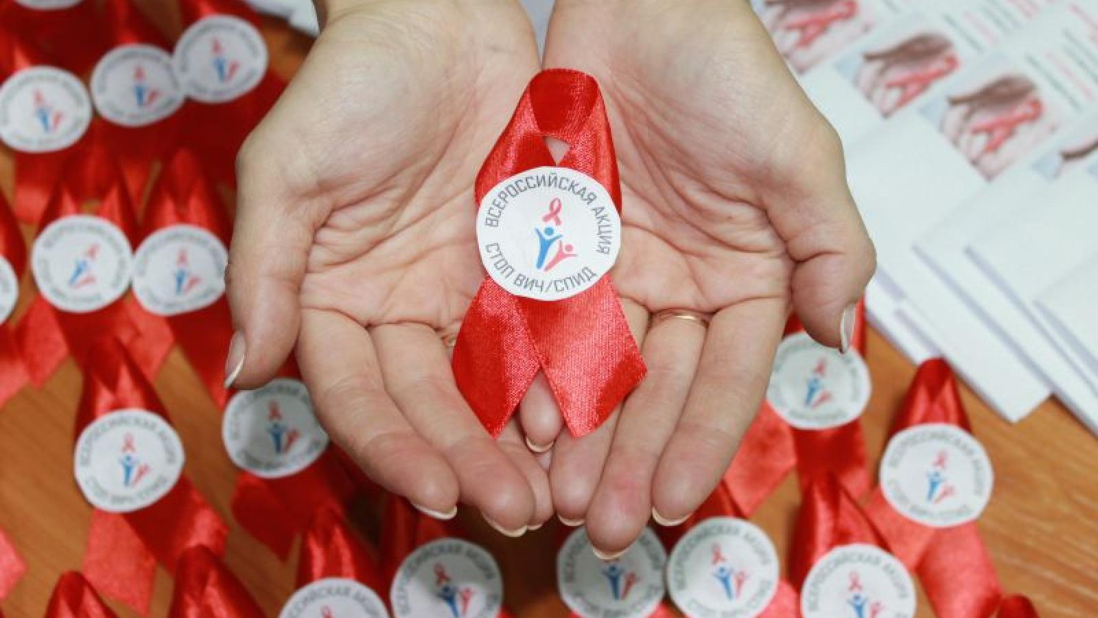 В Вологодской области началась акция «Стоп СПИД»