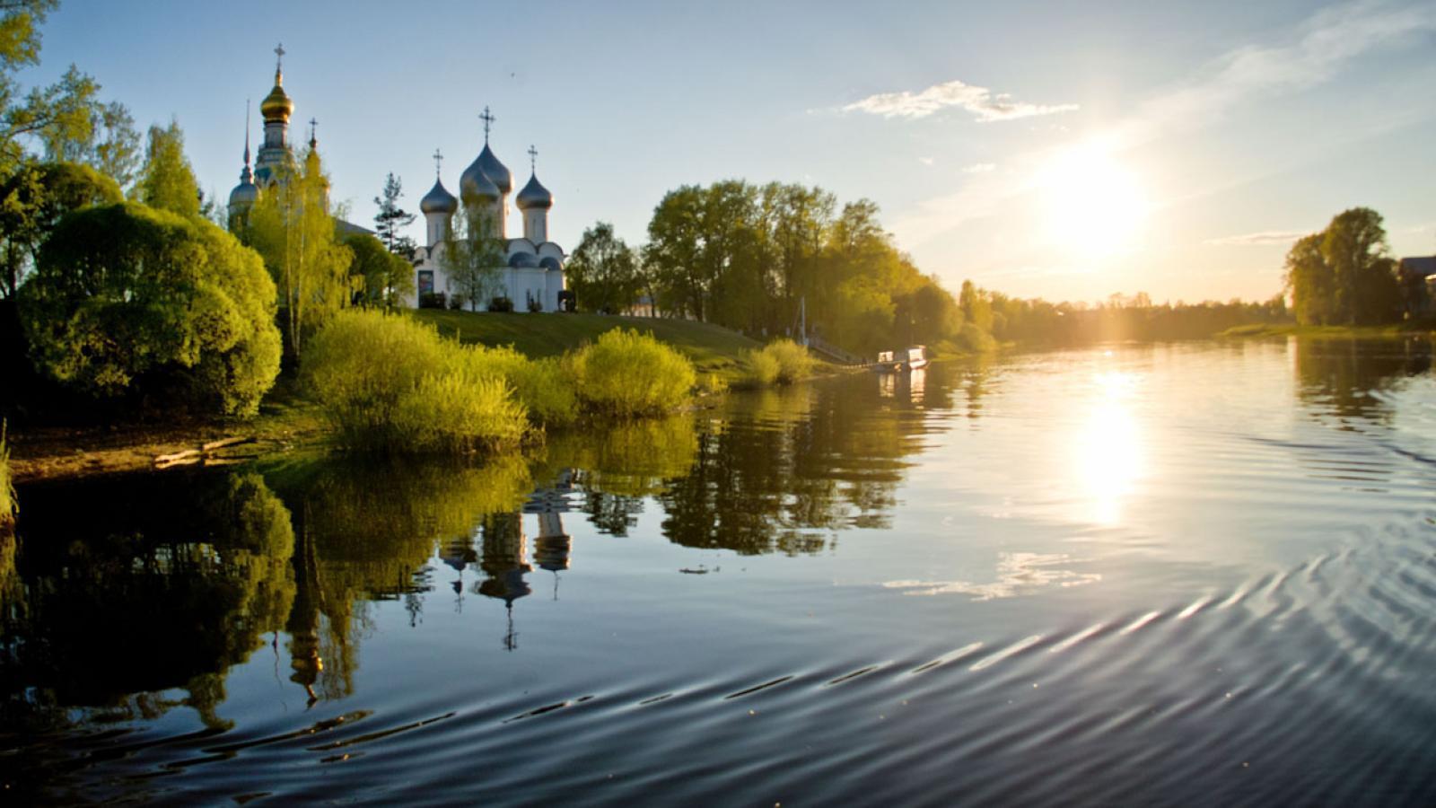 Жаркая погода возвращается в Вологодскую область