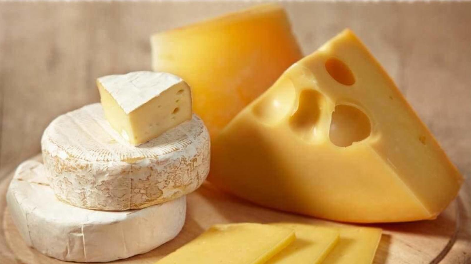5 сыров, в которых нет пальмового масла