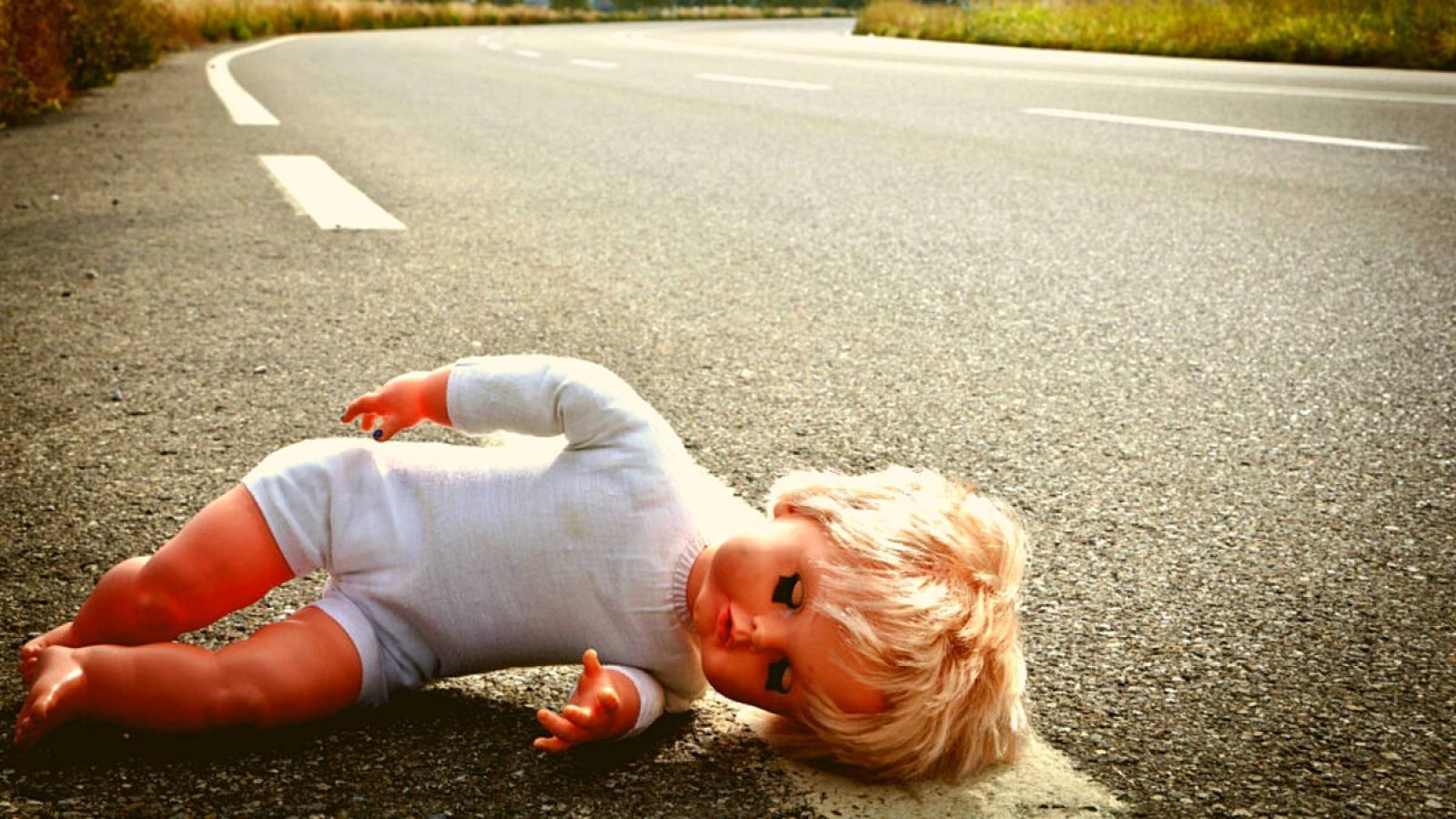 Погибла девочка, которую сбили в Тарногском Городке