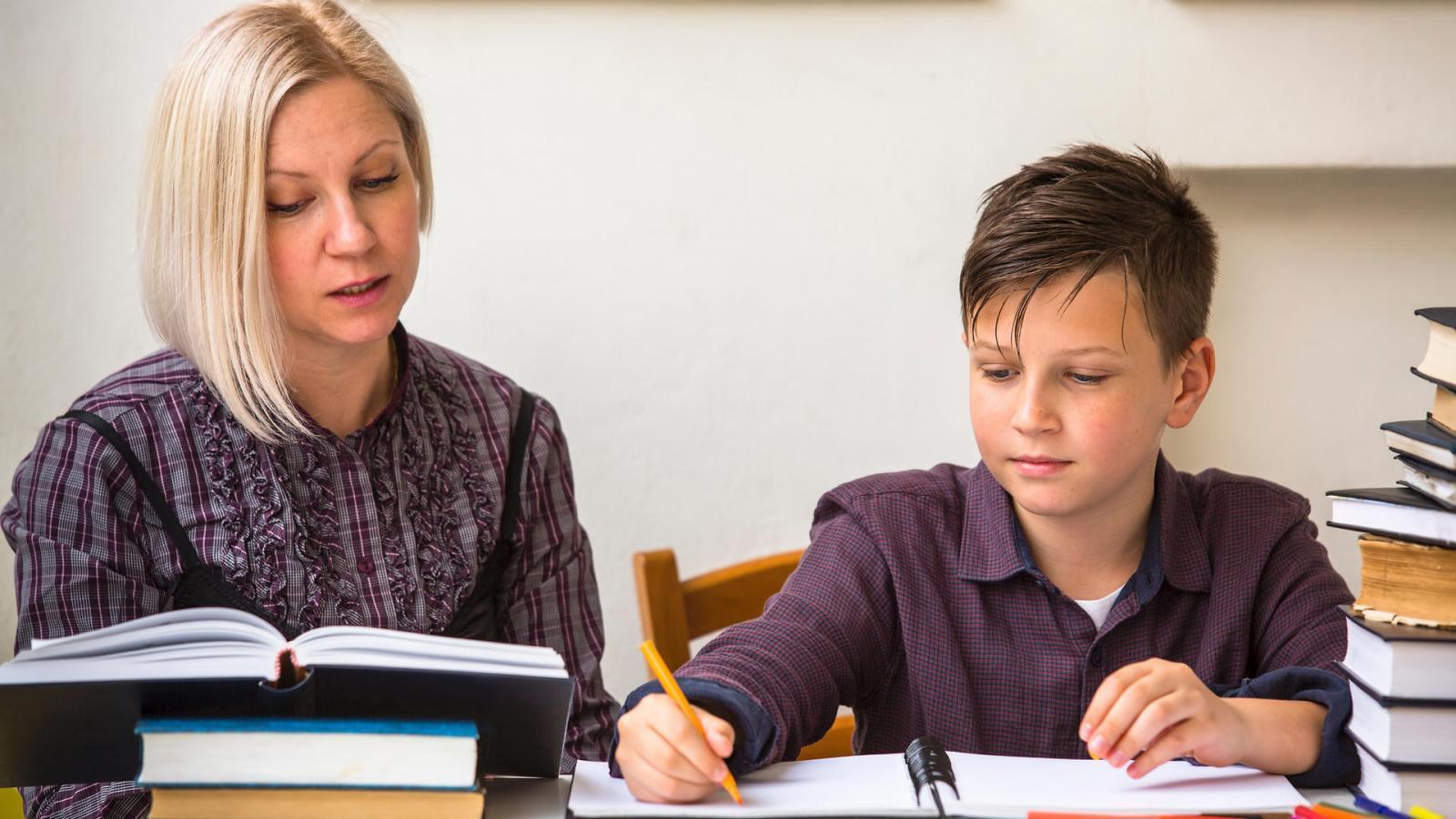 33% россиян хотят обучать детей на дому