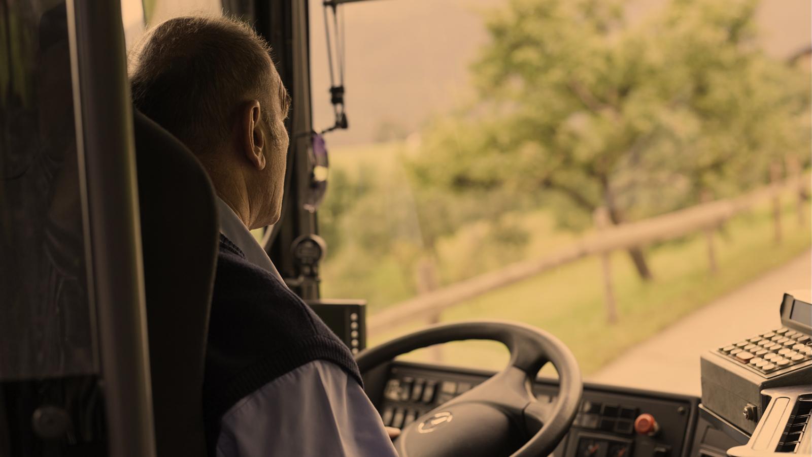 Осудили водителя автобуса, по вине которого погиб человек
