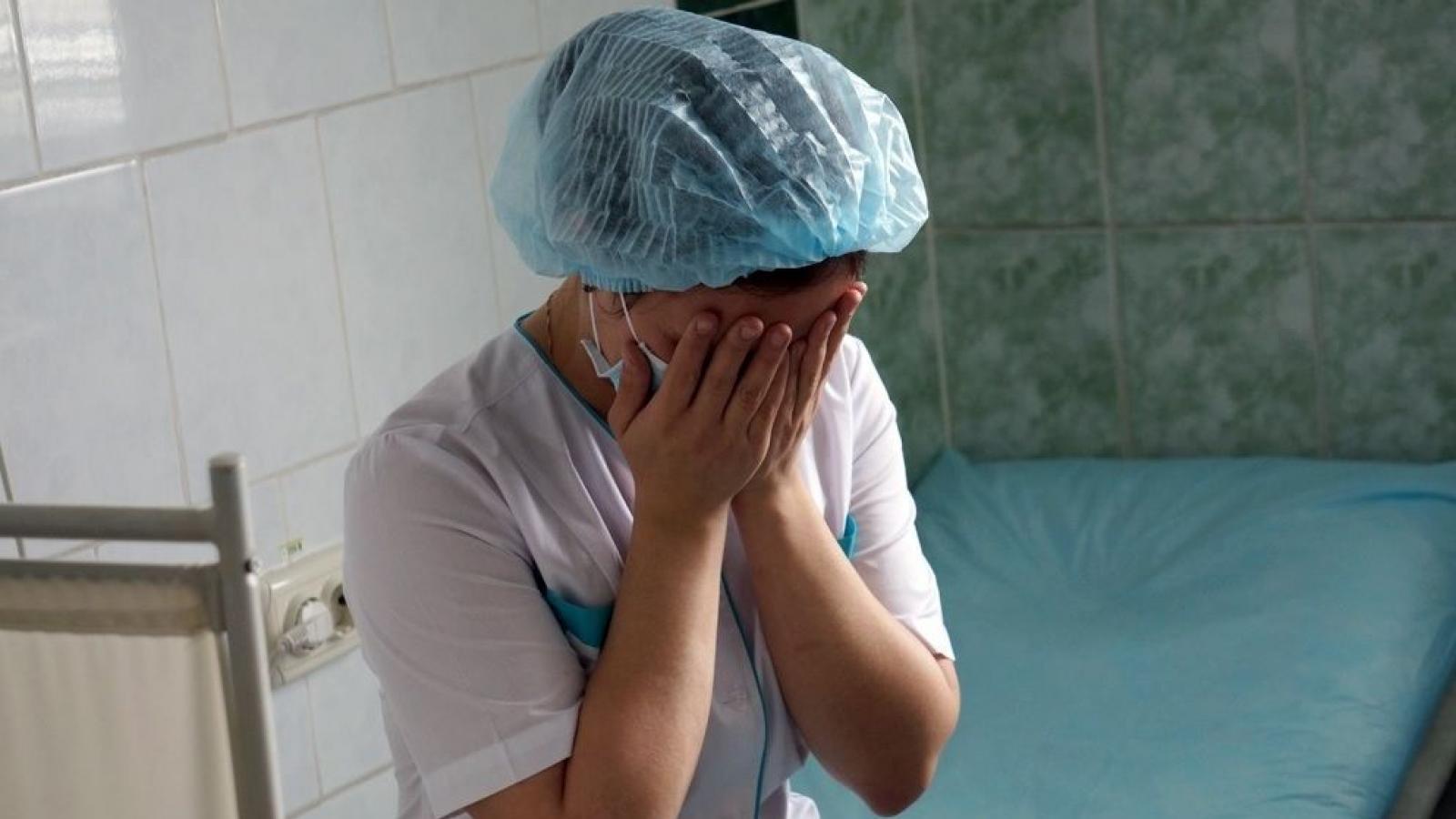 В тубдиспансере Череповца санитарок переводят в уборщиц