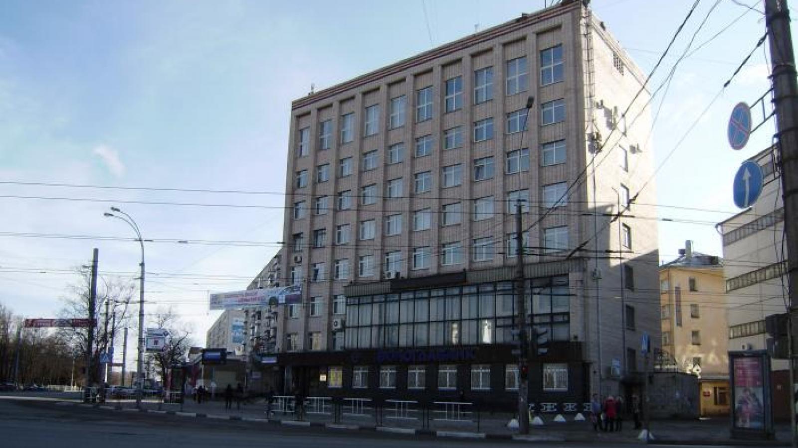 Здание «Вологдабанка» выставлено на торги