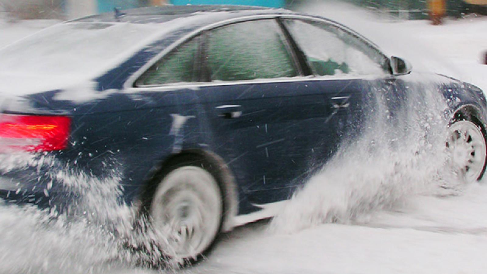 Водителей предупреждают об ухудшении погоды