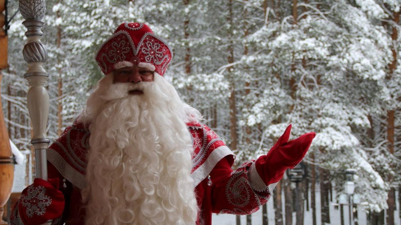 Крымчане надеются на Деда Мороза