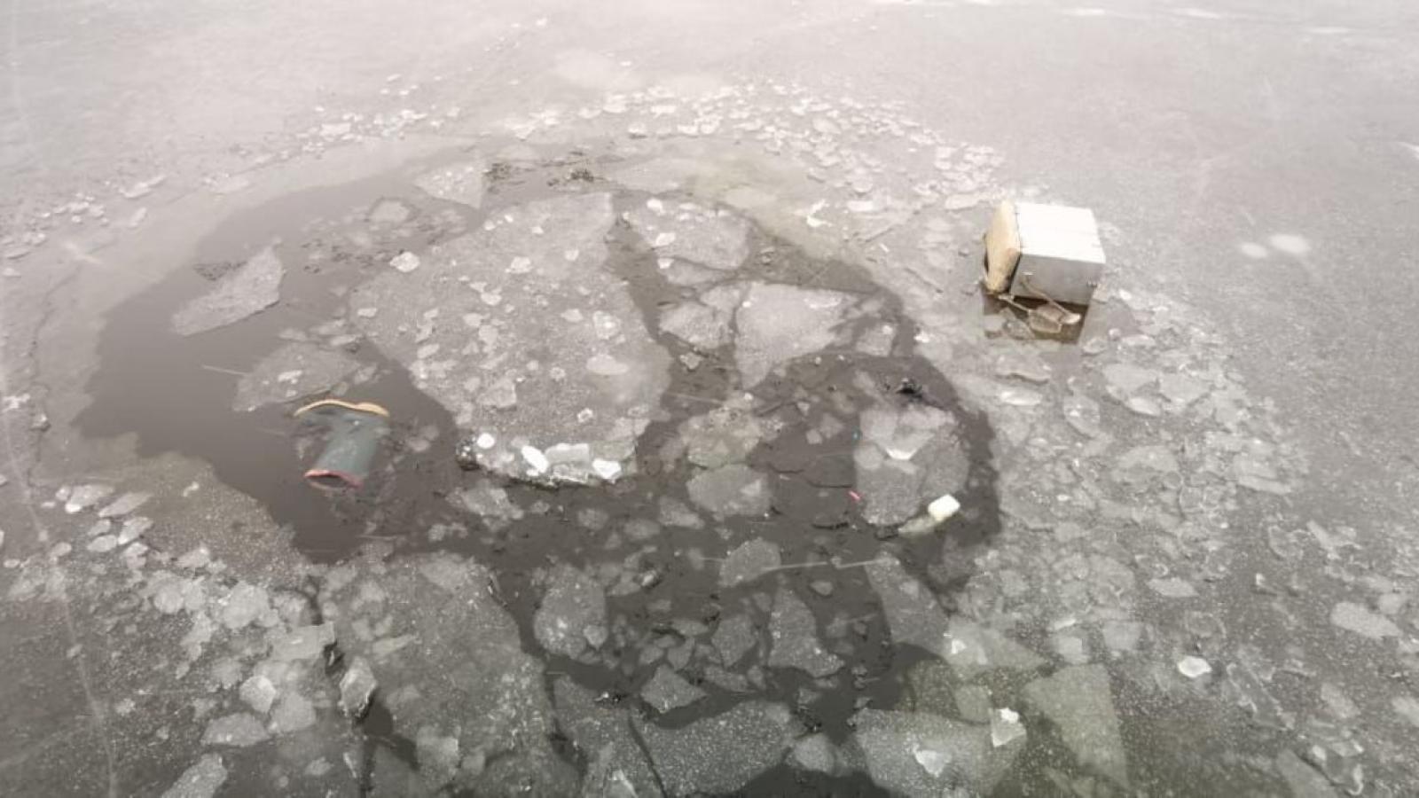 Отец и сын утонули в реке Шексне