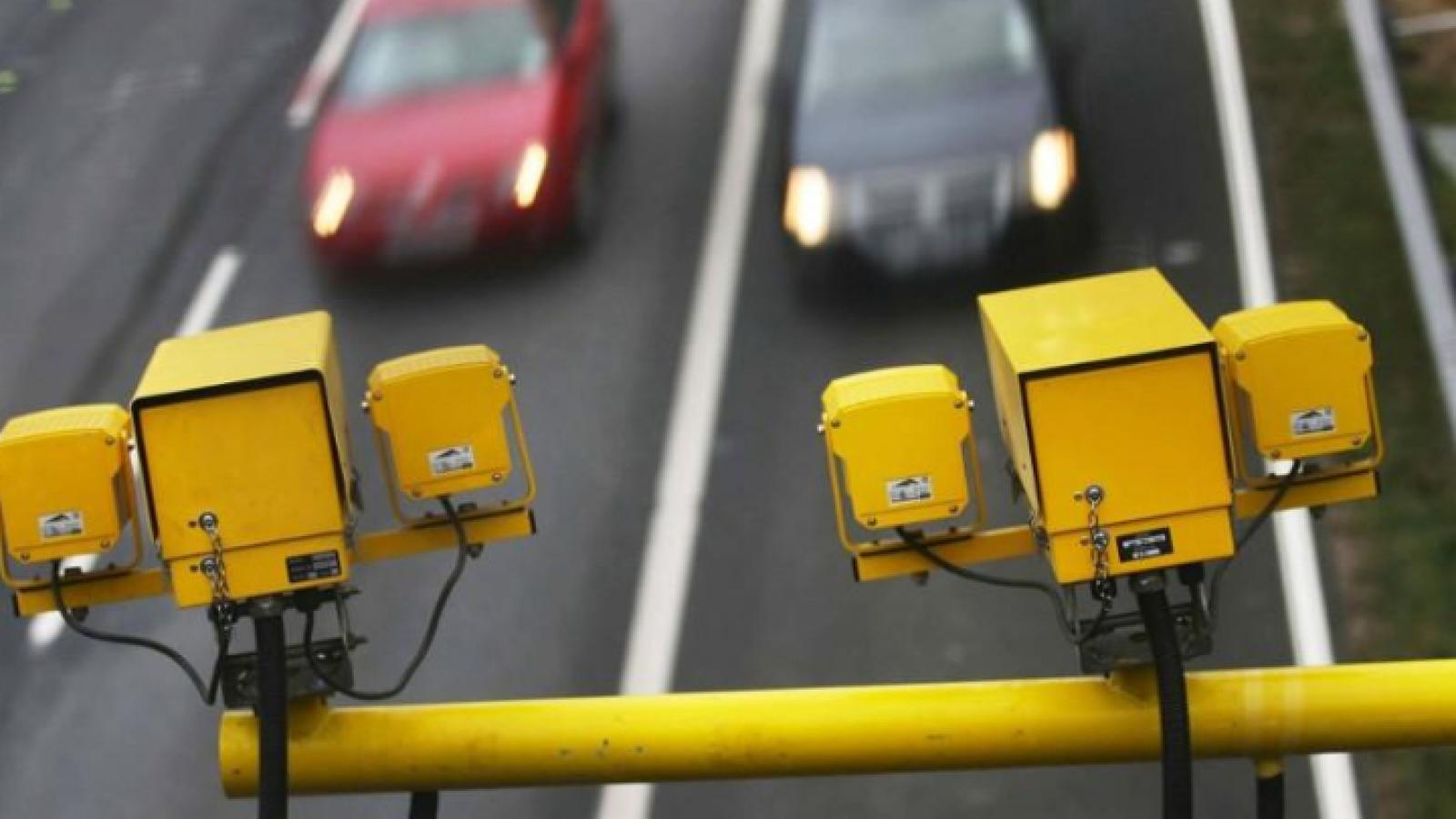 Депутаты против штрафов «за среднюю скорость»
